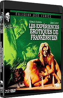 Les Expériences érotiques de Frankenstein [Combo Blu-ray + DVD] [Combo Blu-ray + DVD] (B07BF4L9VS) | Amazon Products