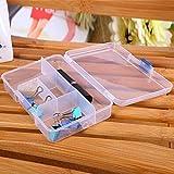 Rifuli-Küche, Haushalt & Wohnen Aufbewahrungsbox Aufbewahrungsbox Box Halter Container Pillen Schmuck Nail Art Tips 5 Grids Körbe Behälter Aufbewahrungsbehälter mit Deckel
