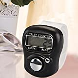 #10: Epyz Deal 5pcs Hand Finger Tally Counter Digital Electronic Counter - Color Assorted