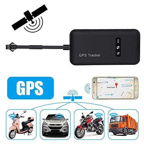 GPS Tracker,STRIR Localizador de Vehículo de Seguimiento en Tiempo Real GPS Locator...