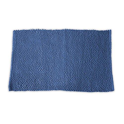 TODAY Tapis de bain Bubble 50x80 cm indigo