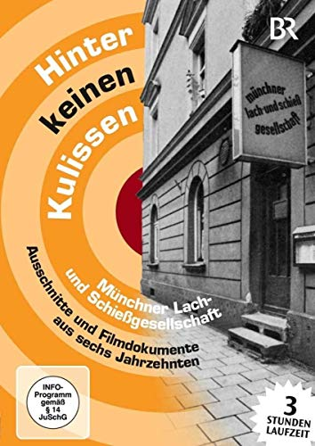 Hinter keinen Kulissen - Münchner Lach- und Schießgesellschaft (Bus-kulisse)