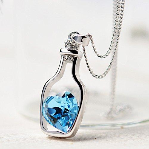 Miray Halskette aus Kristallglas, beliebt, für Frauen, neu, modisch