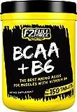 Full Force BCAA + B6 acide aminé 150 comprimés