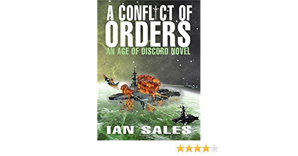 A Conflict of Orders (An Age of Discord Novel Book 2) eBook