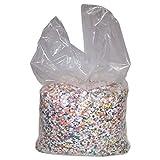 Konfetti bunt mix 10 kg / Patydeko / Partykonfetty / buntes Konfetti