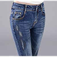 Jeans Stretch tight jeans,29 la luz azul