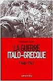 La guerre italo-grecque : 1940-1941