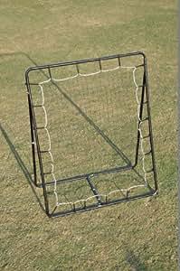 Cible de Tchoukball/Filet de rebond de foot 180cm x 120cm - Rebondeur de balle pour entraînement de foot