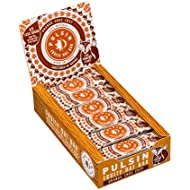 Pulsin Orange Choc Chip Fruity Oat Bar, 25 g, Pack of 24