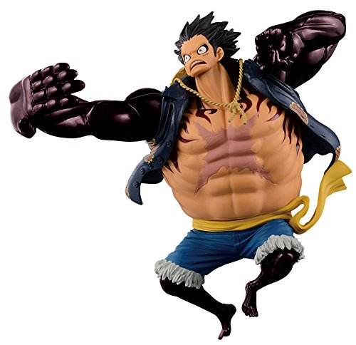 Banpresto 83612 - statuina monkey d. luffy di one piece