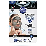 actymask acty Mask – Maschera Tessuto idrogel a carbone