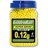 GoldenBall 35036 Munición para Armas, Unisex Adulto, Multicolor, Talla Única