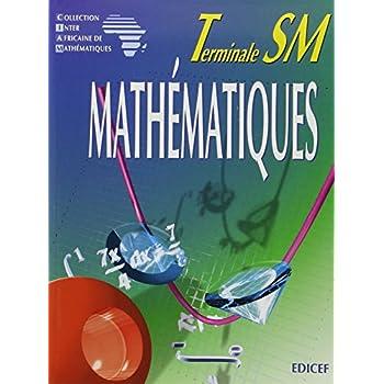 Mathématiques terminale SM
