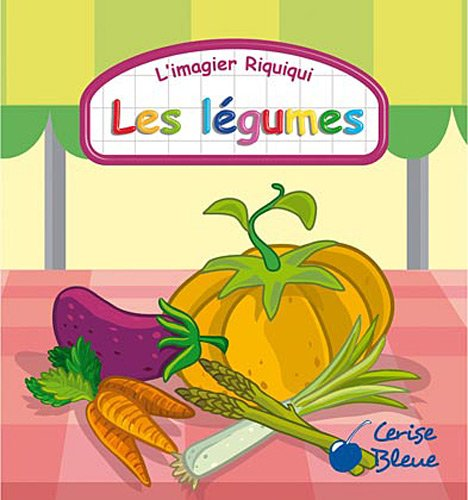 Legumes (Imagiers Riquiqui)
