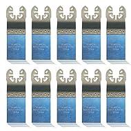 10x Sägeblatt Universal, 32mm BiM für Skil Multifunktionswerkzeug