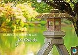 Natur-Meditationen aus Japan (Wandkalender 2016 DIN A4 quer): Natur in Japan - Wohnungen der Götter (Monatskalender, 14 Seiten) (CALVENDO Gesundheit)