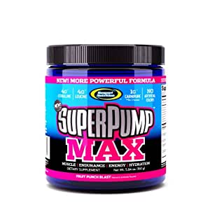 Gaspari Nutrition Superpump Max Mini - 160 g (Fruit Punch Blast)