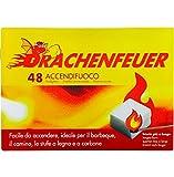 Drachenfeuer 1 Paket 48 Würfel Feueranzünder