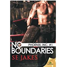 No Boundaries by S E Jakes (2015-11-03)