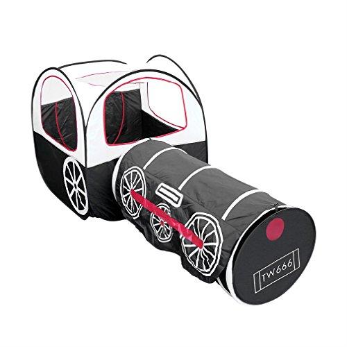 Kinder Zelt OUTAD Kinder-Abenteuer-Spiel-Zelt und Tunnel-Hof-Design Kinderzelt