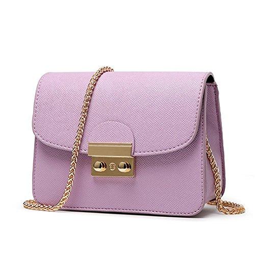 Eysee , Damen Clutch Pink schwarz 31cm*22cm*11cm violett