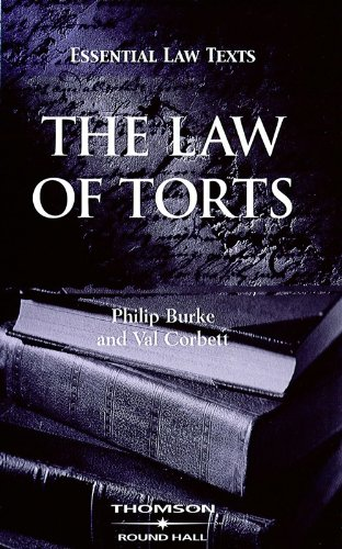 The Law of Torts (Essential Law Texts)