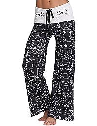 qualità superiore nuovo aspetto acquista l'originale Amazon.it: Pantalone Pigiama Donna: Abbigliamento