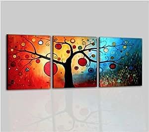 Quadri moderni astratti olio su tela dipinti a mano quadro for Dipinti su tela astratti moderni