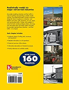 Model Railroader's Guide to Industries Along the Tracks II (Model Railroader Books)