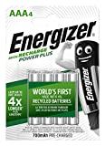 Energizer Akku Recharge -AAA HR03 Micro 700mAh 4St.