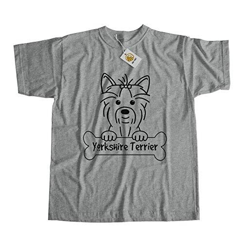 73986e157 Yorkshire Terrier Shirt Yorkie Tshirt Cute Dog Shirt Dog Mom Tshirt Dog  Owner Shirt Unisex Top