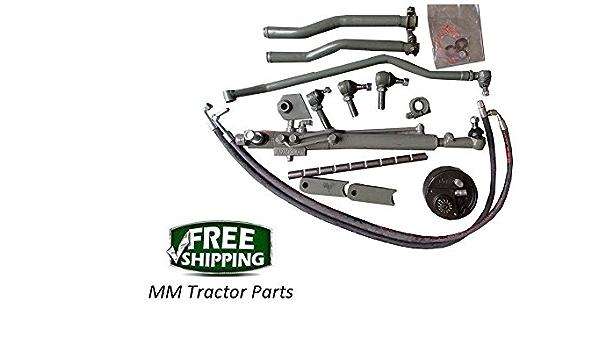 Umrüstsatz Für Power Lenkung Massey Ferguson Mf 135 3 Zylinder Perkins Diesel Baumarkt