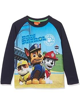 Paw Patrol Jungen Langärmeliges Oberteil Ls Raglan T-Shirt