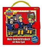 Feuerwehrmann Sam: Mein Geschichtenbuch mit Memo-Spaß: Pappbilderbuch inklusive Koffer und 24 Memo-Täfelchen