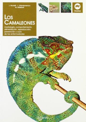 Los camaleones por Leonardo Brunetti