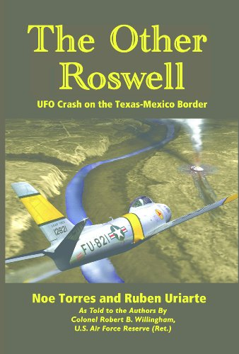 The Other Roswell: UFO Crash on the Texas-Mexico Border (English Edition)