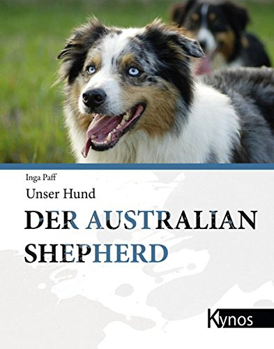Produktbild bei Amazon - Der Australian Shepherd (Unser Hund)