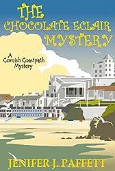The Chocolate Eclair Mystery (A Cornish Coastpath Mystery Book Book 5)