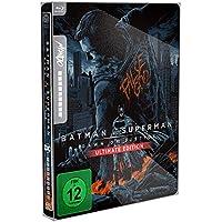 Batman V Superman - Theatrical & Ultimate Ed. – Mondo Steelbook