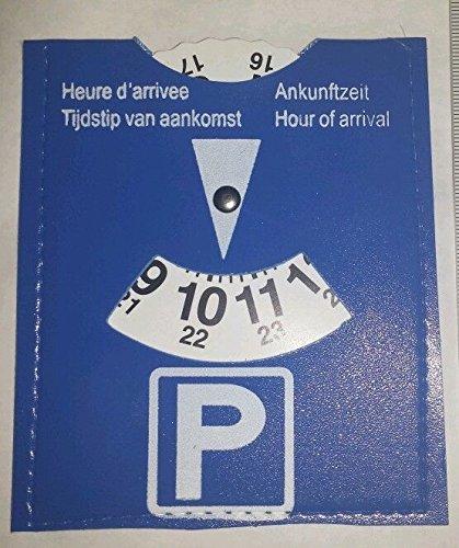 disque-de-stationnement-europeen-bleu-graduation-15min-neuf