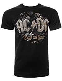 T-Shirt (Uomo-Xxl)  Rock Or Bust   New Release January [Import anglais]