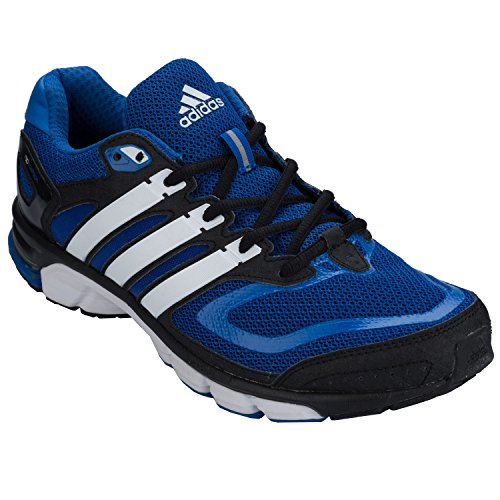 adidas Zapatillas de Running de Tela Para Hombre Azul Azul