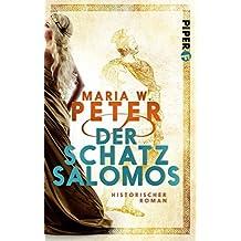 Der Schatz Salomos: Historischer Roman (Invita 3)