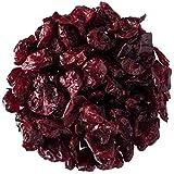 Cranberries Trockenfrüchte, Cranberry, 1 kg, ohne Zuckerzusatz, für Salat, Soßen, Müsli, Backen, Naschen, Wildgerichte, ohne Schwefel