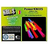 Power-Knicklicht - 25er Tüte lose 6-Farbmix