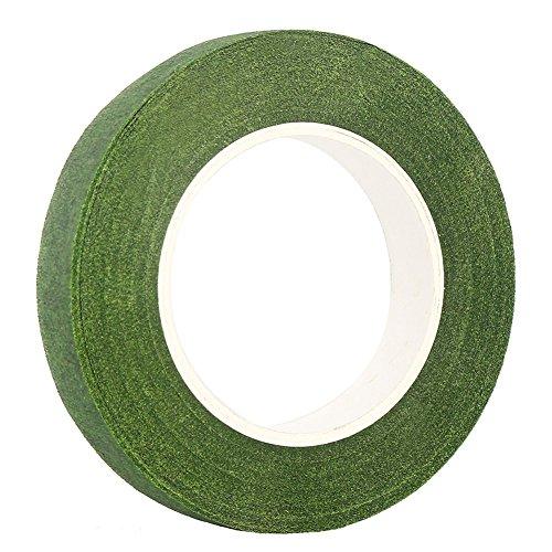 1/5,1cm breit Dark Grün Floral Tapes für Bouquet Stem Wrap Floristen