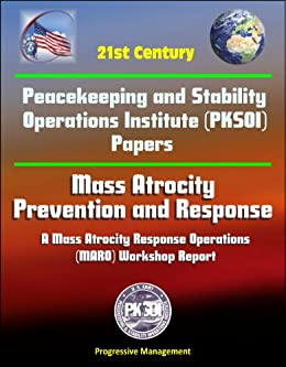 essay on prevention of atrocity on Auschwitz institute for peace and and practitioners in the field of genocide and mass atrocity prevention institute for peace and reconciliation.