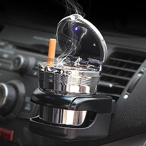 Auto Aschenbecher mit Deckel Kreative Auto Dekorationen Auto hängen mit