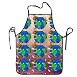quanzhouxuhuixiefu Scallop Conch rnBbq Apron Personalized Work Aprons BBQ Intended For Adult One Size Dacron